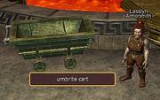 Umbrite cart