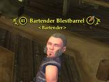 Bartender Blestbarrel