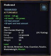 Fleshrend