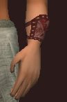 Russet Bracers of the Far Seas Traders (Equipped)