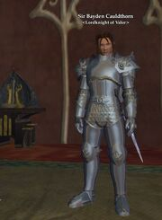 Sir Bayden Cauldthorn