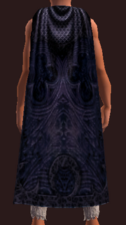 Stitched Cape of the Sky Warrior (Equipped)