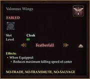 Valorous Wings