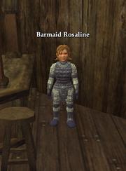 Barmaid Rosaline