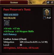 Pure Preserver's Tunic