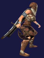 Sullon's Vengeful Wrath Beastlord Brawler Equipped