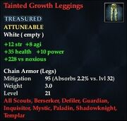 Tainted Growth Leggings