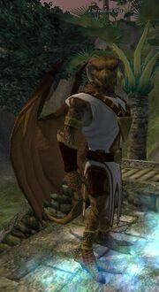 A herald of Dar (Tenebrous Tangle)