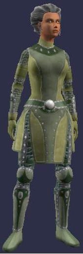 Blessed Ivy Engraved (female)