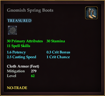 Gnomish Spring Boots | EverQuest 2 Wiki | FANDOM powered by