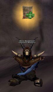 Perrin Wanderhoof (pre-hire)