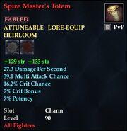 Spire Master's Totem