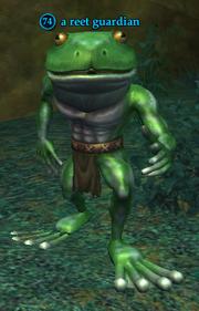 A reet guardian