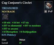 Cog Conjuror's Circlet