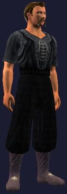 Dark formal outfit (Visible, Male)
