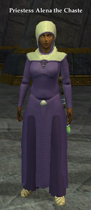 Priestess Alena the Chaste (Freeport)