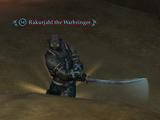 Rakurjahl the Warbringer