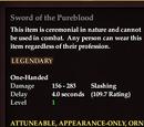 Sword of the Pureblood