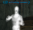An Everling caretaker