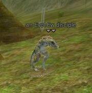 An Evol Ew disciple