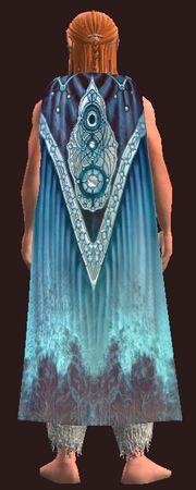 Cloak of the Master Alchemist worn