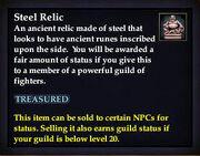 Steel Relic