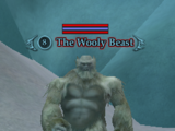The Wooly Beast