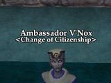 Ambassador V'Nox