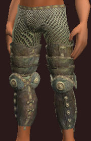 Bark coated chain leggings (Equipped)