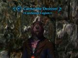 Caertax the Deceiver