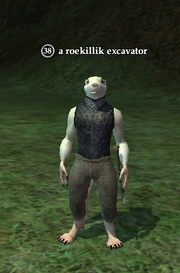 A roekillik excavator (Enchanted Lands)