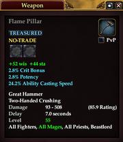 Flame Pillar