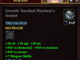 Growth Touched Wayfarer's Armlet (Version 1)