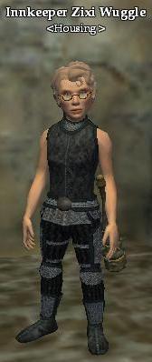 Innkeeper Zixi Wuggle