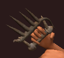 Iron Claws (Equipped)