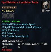 Spellbinder's Combine Tunic