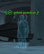 Golem guardian