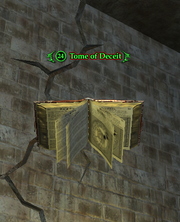 Tome of Deceit