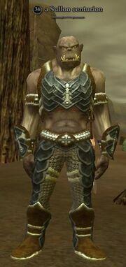 A Sullon centurion