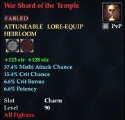 War Shard of the Temple