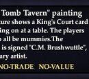 'King's Tomb Tavern' painting