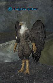 A Kragploom spiritseer