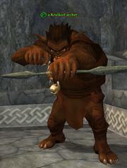 A Krulkiel archer