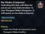 Fae Drake (Conjuror)