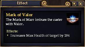 Mark-Valor