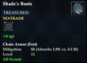 Shade's Boots