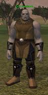 A huntsman (ogre)