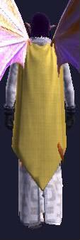 Cloak of the Pious (worn)