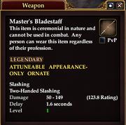 Master's Bladestaff