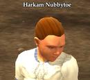 Harkam Nubbytoe